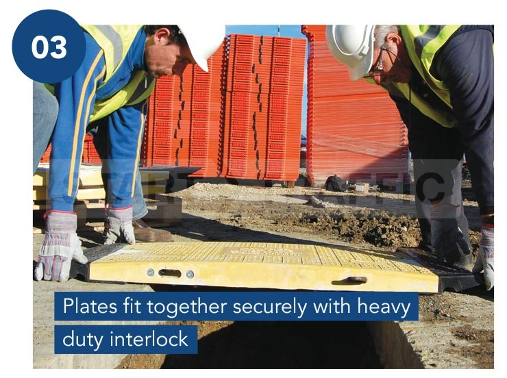 Composite Road Plate